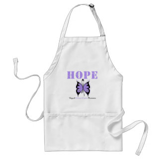Cancer Hope Butterfly Apron