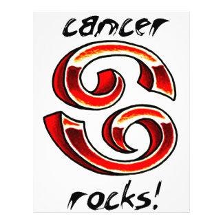 Cancer Horoscope design! Custom Flyer