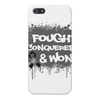 Cancer I Fought Conquered Won iPhone 5 Case