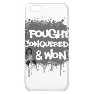Cancer I Fought Conquered Won Cover For iPhone 5C