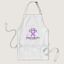 CANCER I Support My Best Friend Adult Apron