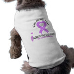 CANCER I Support My Grandmother Pet Tshirt