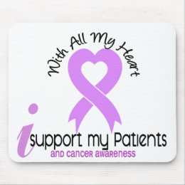 CANCER I Support My Patients Mouse Pad