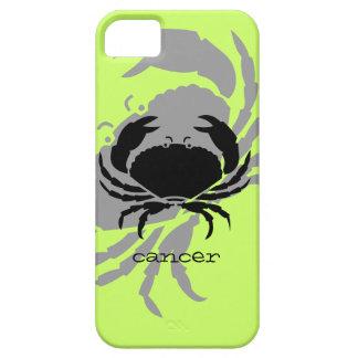 Cancer in black iPhone SE/5/5s case