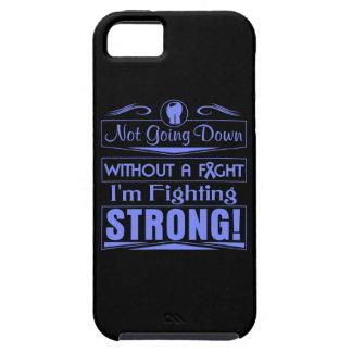 Cáncer intestinal soy el luchar fuerte iPhone 5 protectores