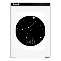 Cancer iPad 3 Skin