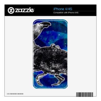 Cancer iPhone 4 Decal