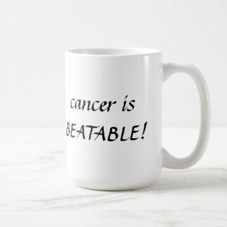 Cancer Is BEATABLE  Mug