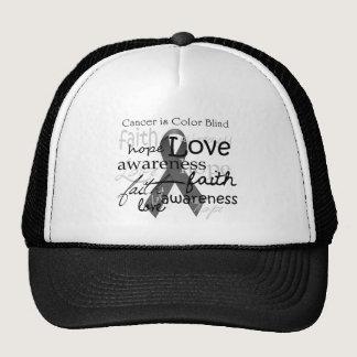 Cancer is Color BLind Trucker Hat
