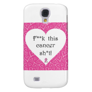 Cancer is Rude! Speck iPhone 3G case