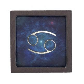 Cancer Jewelry Box