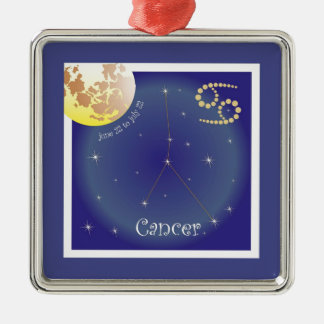 Cancer June 22 to July 22 ornamento