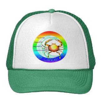 CANCER: June - July Mesh Hats