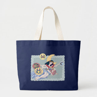 Cancer Large Tote Bag