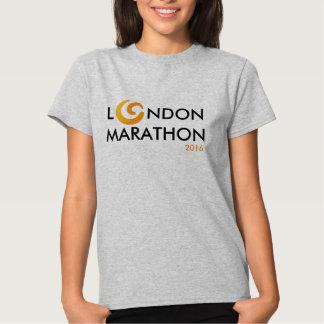 Cáncer #LondonMarathon2016 del niño del mundo del Camisas