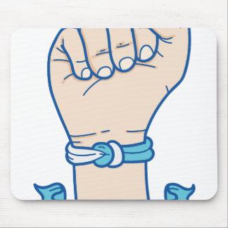 cancer men bracelet-01 mouse pad