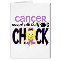 Cancer Messed With The Wrong Chick