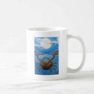 Cáncer (muestra de la estrella) taza clásica