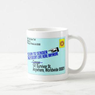 Cancer No More Mugs