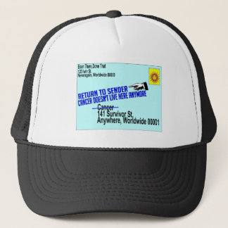 Cancer No More Trucker Hat