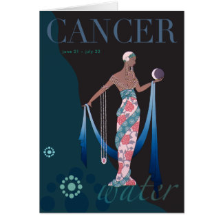 Cancer Note Stationery Note Card