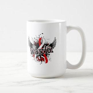 Cáncer oral del guerrero 16 taza de café
