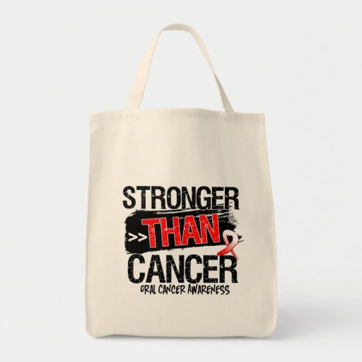Cáncer oral - más fuerte que cáncer bolsa