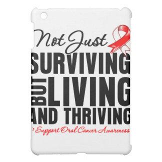Cáncer oral no apenas que sobrevive pero que vive