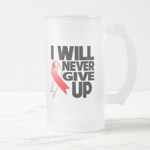 Cáncer oral que nunca daré para arriba tazas de café