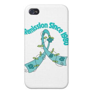 Cáncer ovárico de la remisión desde 1980 iPhone 4 protector