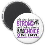 Cáncer pancreático cómo es fuerte somos imán de frigorífico