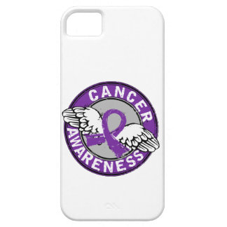 Cáncer pancreático de la conciencia 14 iPhone 5 carcasas