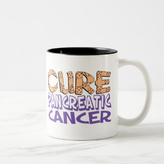 Cáncer pancreático de la curación taza de dos tonos