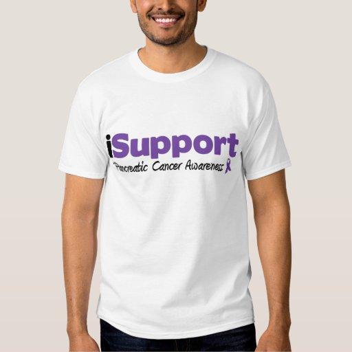 cáncer pancreático del iSupport Poleras
