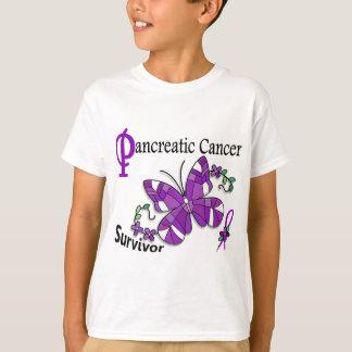 Cáncer pancreático del superviviente 6 playera