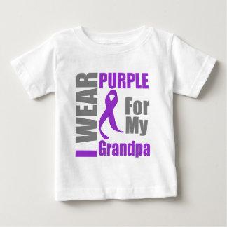 Cáncer pancreático llevo al abuelo púrpura de la tshirts
