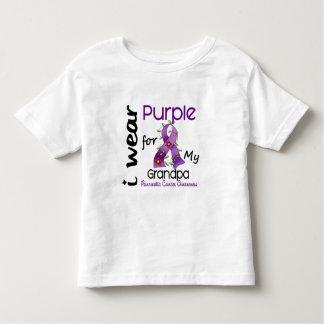 Cáncer pancreático llevo la púrpura para mi abuelo camisas