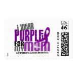 Cáncer pancreático llevo la púrpura para mi mamá 6