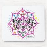 Cáncer pancreático Lotus Alfombrillas De Ratón