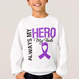 Cáncer pancreático siempre mi héroe mi tío remeras