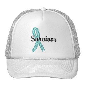 Cáncer peritoneal del superviviente 17 gorras de camionero