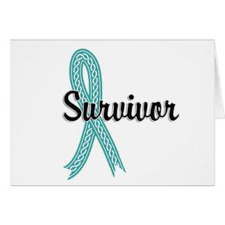 Cáncer peritoneal del superviviente 17 felicitacion