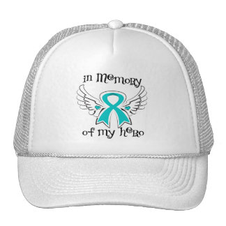 Cáncer peritoneal en memoria de mi héroe gorro de camionero