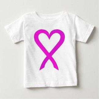 Cancer Pink Ribbon 01PK Baby T-Shirt