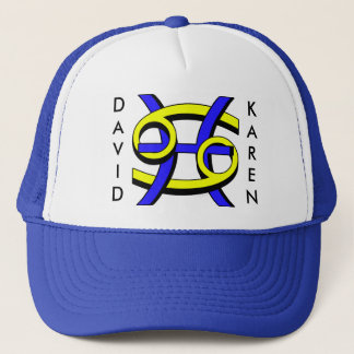 Cancer & Pisces BY Trucker Hat