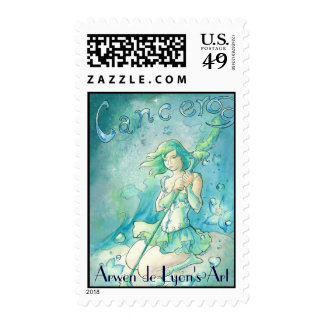 Cancer Postage Stamp