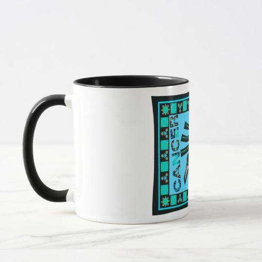 Cancer Quilt Mug
