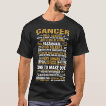 Cancer Quotes Tshirt