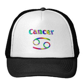 Cancer Rainbow Mesh Hats