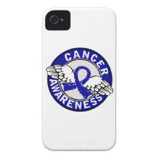 Cáncer rectal de la conciencia 14 iPhone 4 protectores